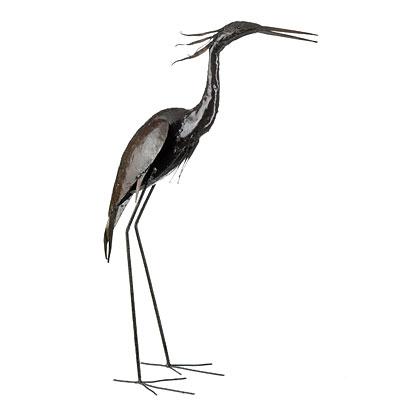 Vogel aus metall cafe jambo for Gartendeko metall vogel