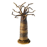 Baobab-Baum aus Bananenfaser