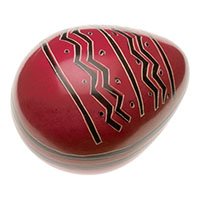 Ei aus Speckstein
