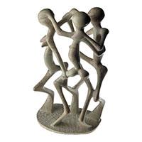 Skulptur aus Speckstein