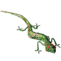Gecko aus Metall