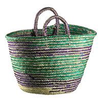 Tasche aus Palmfaser