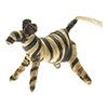 Zebra aus Bananenblätter