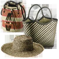 Taschen Hüte
